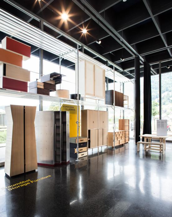 Archiv der Formen, Handwerk und Design im Bregenzerwald, 2017