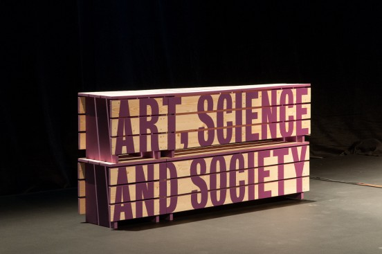 Art, Science and Society,  2012