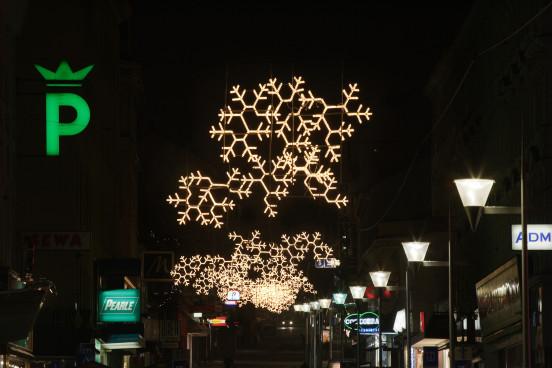 Christmas Lights Meidling, 2007