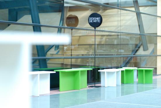 Design 07, Die Mitte, 2007