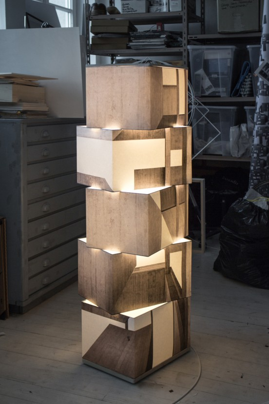 Stacking Lamp, 2014