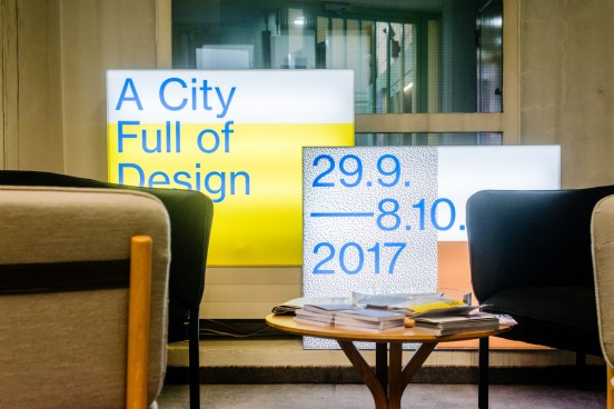 Vienna Design Week, 2017