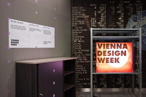 Vienna Design Week, Game Design, 2019