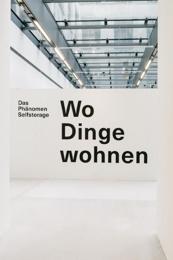 Wo Dinge Wohnen, Das Phänomen Selfstorage, 2019